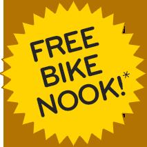 Free Bike Nook!