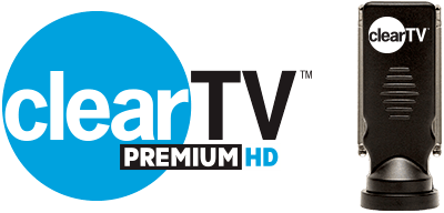 Clear TV Premium HD antenna – as seen on TV infomercial