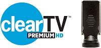 Clear TV Premium HD Logo
