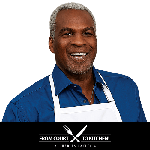 Charles Oakley | As Seen on TV Copper Chef Infomercial
