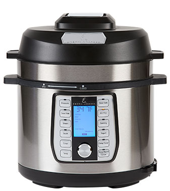 Emeril Lagasse – 6-quart pressure air fryer