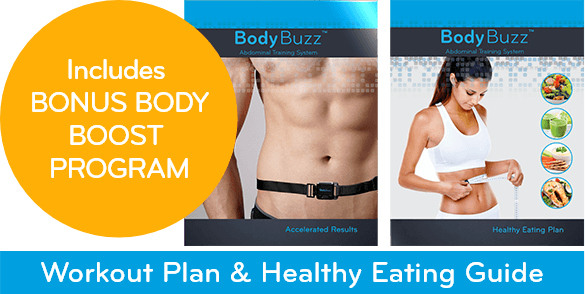 Includes Bonus Body Boost Program