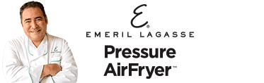 About Emeril Lagasse | Pressure Cooker & air fryer