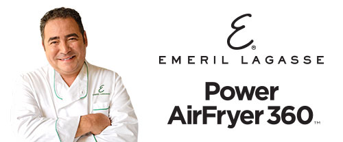 Air Frying With Chef Emeril Lagasse