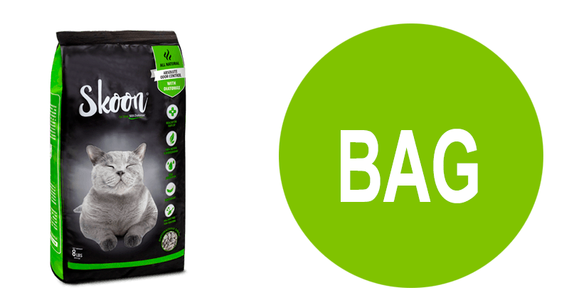 Skoon Cat Litter | Nature's purr-fectly designed cat litter
