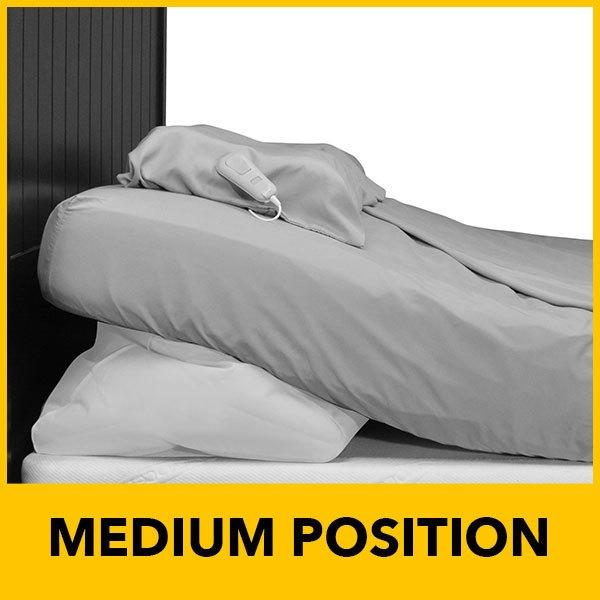 medium position