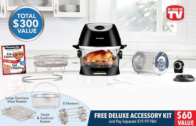 turbo air fryer web exclusive offer