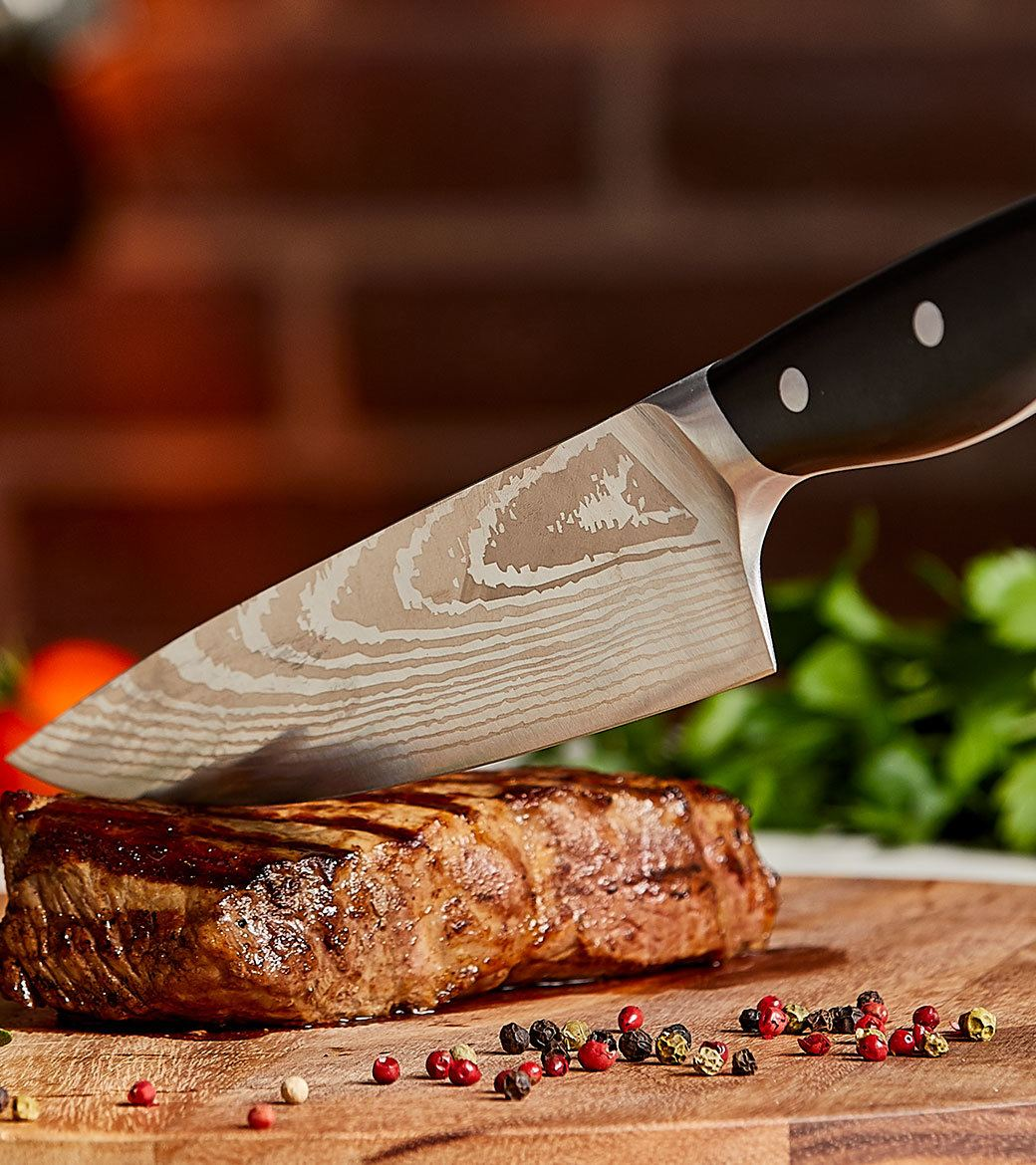 trusted butcher chef knife