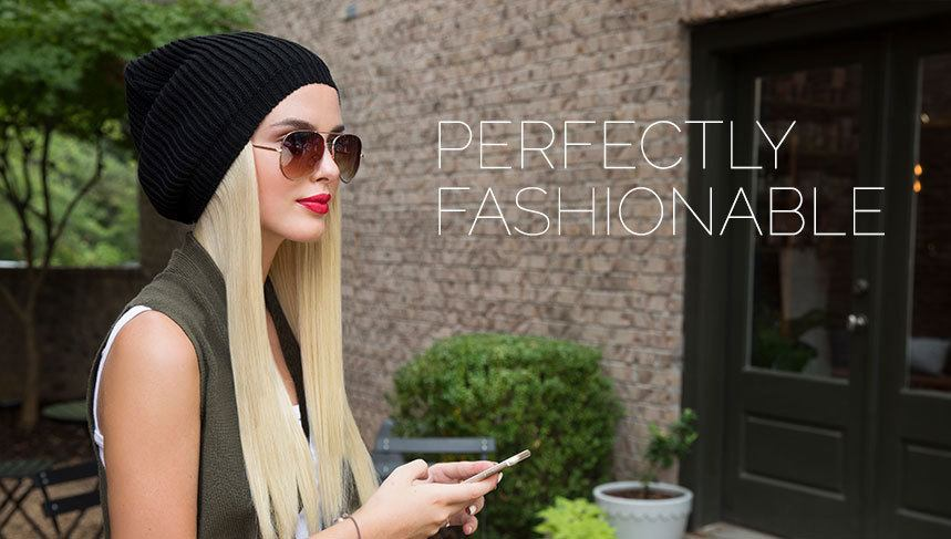perfectly fashionable