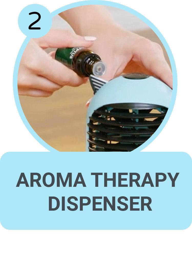 Aroma Therapy Dispenser