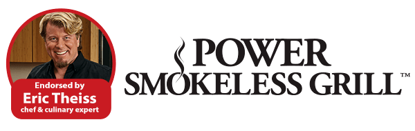 Power Smokeless Grill by Eric Theiss – As Seen on TV