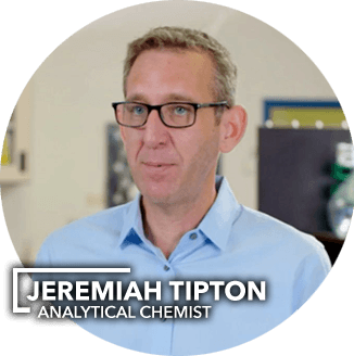 Jeremiah Tipton –Analytical Chemist