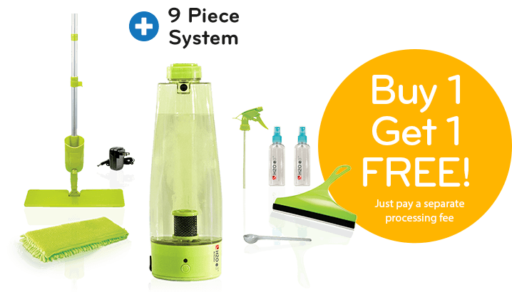 Image of the H2O e3 9 Piece System – Buy 1, Get 1 FREE!