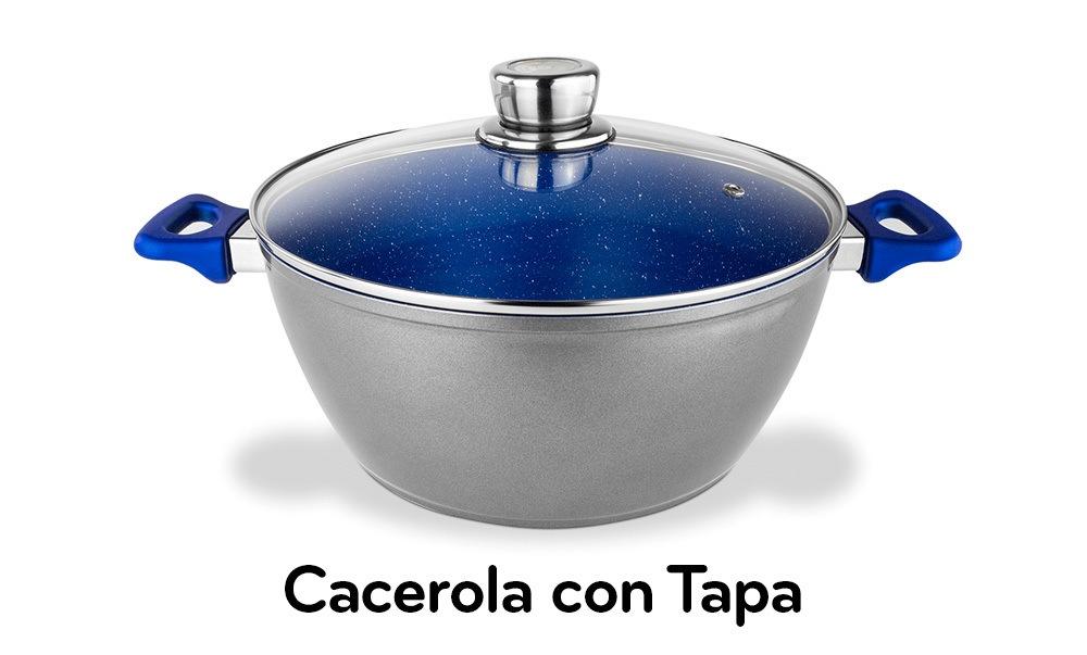 Cacerola con Tapa