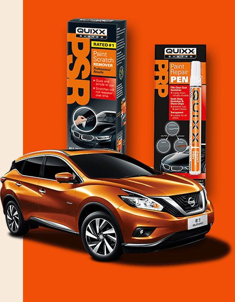 Products with orange car