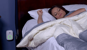 Sleep better with Breathe Pure in the bedroom