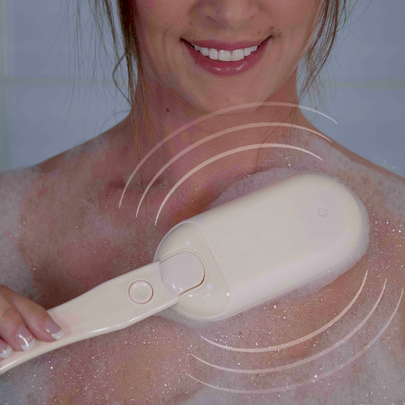 Use Spatastic in the shower