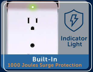 built in surge protection