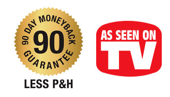 90-day money back guarantee