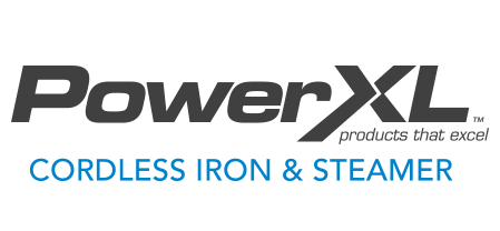 PowerXL Cordless Iron & Steamer