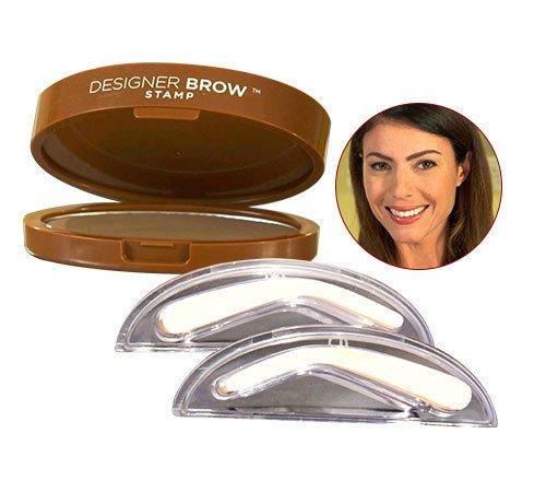 Glamorous Brown Color Brow Kit