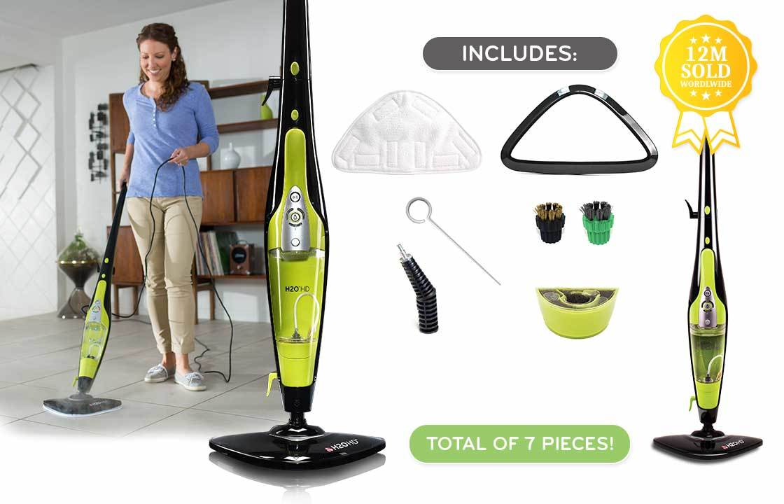 Get Yours Steam-Mop Kit Now