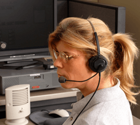 fasthelp device connected to 911 operator