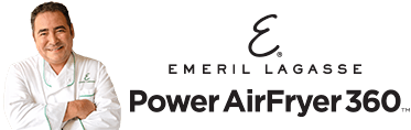 Emeril Power AirFryer 360 – As Seen on TV | EmerilAirFryer360.com