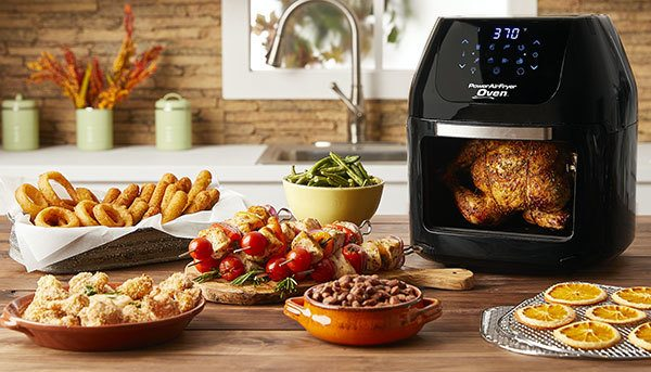Power AirFryer Oven, The healthy way to fry food | Power