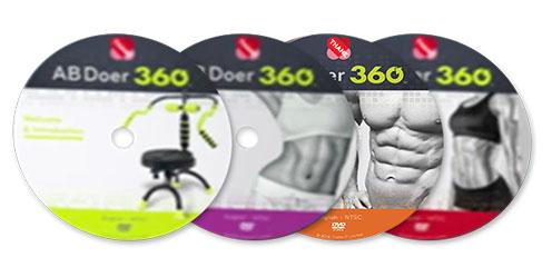 Abdoer 360 Instructional DVDs